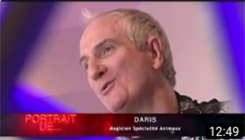 Capture Daris portait